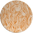 rug #770454 | round abstract rug