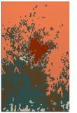 rug #773625 |  orange rug