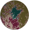 rug #773901 | round abstract rug