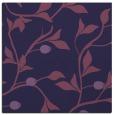 rug #776341 | square blue-violet rug