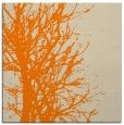 rug #783501 | square orange rug