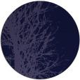 rug #789068 | round blue-violet rug