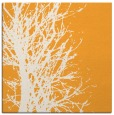 rug #812986 | square light-orange rug