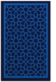 rug #854603 |  blue rug