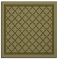 rug #857591 | square light-green rug