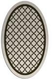 rug #857768 | oval popular rug