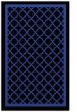 rug #858095 |  black rug