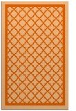 rug #858191 |  red-orange rug
