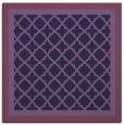 rug #862399 | square purple rug