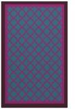 rug #863055 |  pink rug