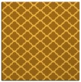 rug #880147 | square light-orange rug
