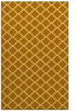rug #880851 |  light-orange rug