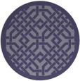 rug #886263 | round rug