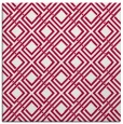 rug #887931 | square red rug