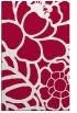 rug #888464 |  red rug