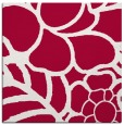 rug #888476 | square red rug
