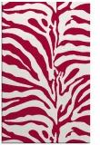 rug #889004 |  red rug