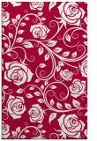 rug #890064 |  red rug