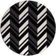 rug #903925 | round white rug
