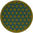 rug #910925   round borders rug
