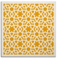 rug #911909 | square light-orange rug