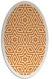 rug #917529 | oval flags rug