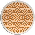 rug #918249   round borders rug