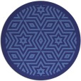 rug #918335   round borders rug