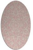 rug #921276   oval damask rug