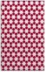 rug #923205 |  red rug