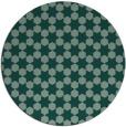 rug #923771 | round geometry rug