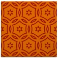 rug #926217 | square red rug