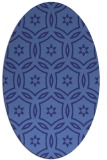 rug #926616   oval circles rug