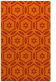 rug #926937 |  red rug