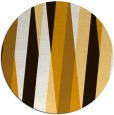 rug #936357 | round abstract rug