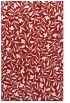 rug #939541 |  red rug