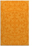rug #950437 |  light-orange rug