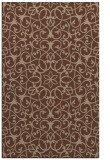 rug #957303    damask rug