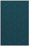 rug #957353 |  blue rug