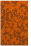 rug #962957 |  red-orange rug