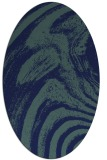 rug #964166 | oval graphic rug