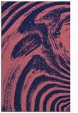 rug #964581 |  blue-violet rug