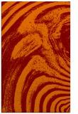 rug #964685 |  orange rug