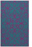 rug #982569 |  pink rug
