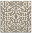 rug #983865 | square beige rug