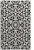 rug #984289 |  black rug