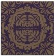 rug #988125 | square purple rug