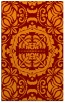 rug #988808    damask rug
