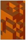 rug #997869 |  red-orange rug