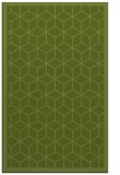 rug #999533 |  green rug